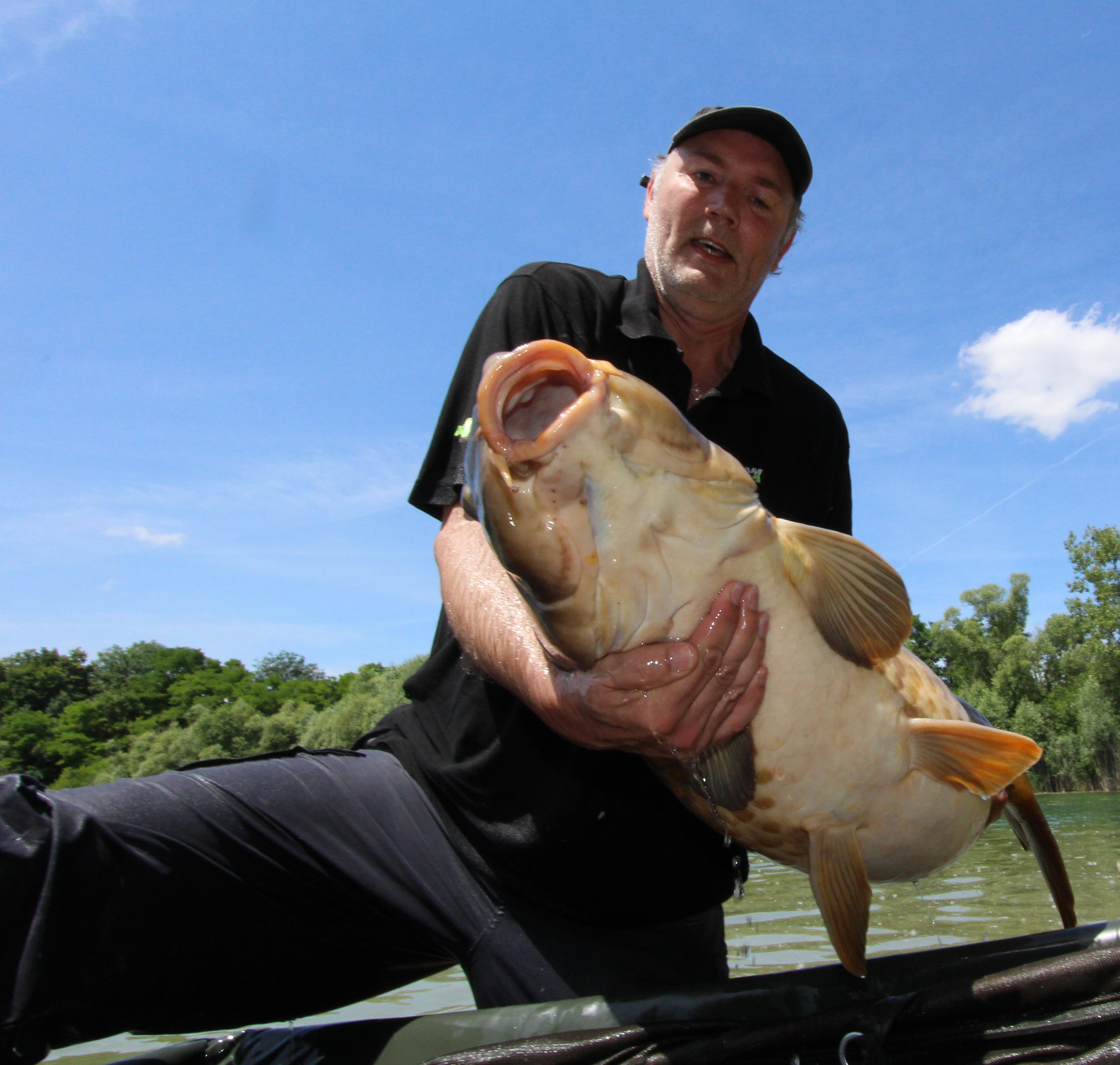 abby lake catfish